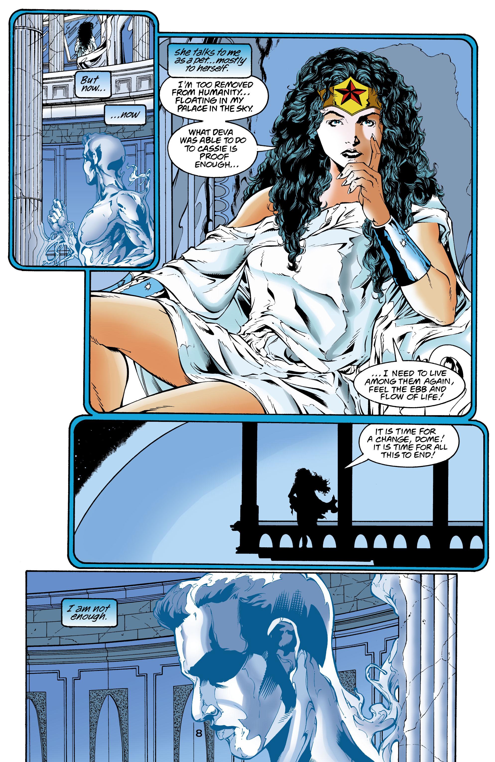 Read online Wonder Woman (1987) comic -  Issue #159 - 9