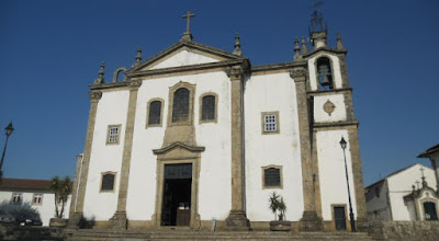 La Iglesia del Santísimo Milagro, en Santarém