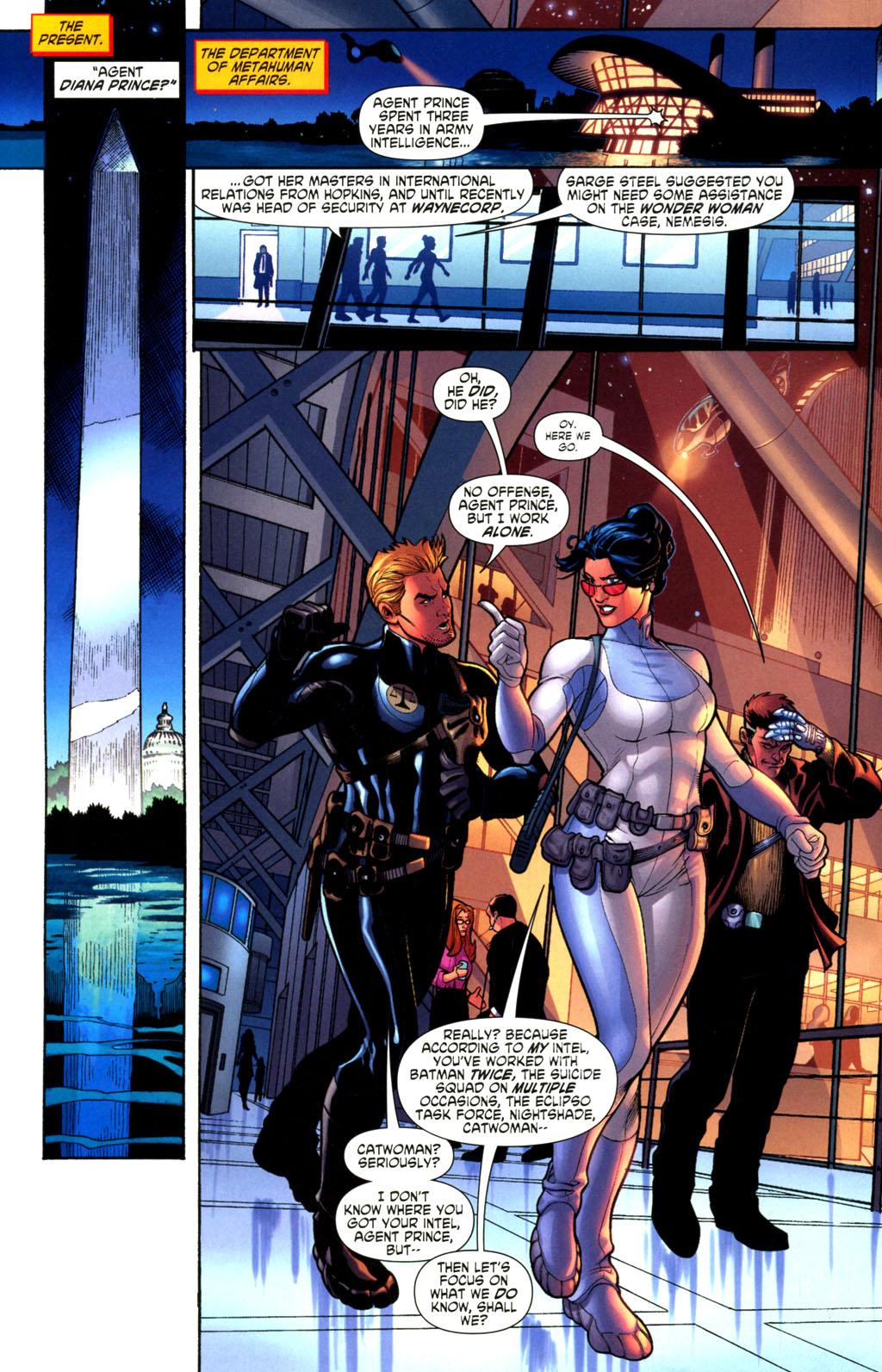 Read online Wonder Woman (2006) comic -  Issue #2 - 6
