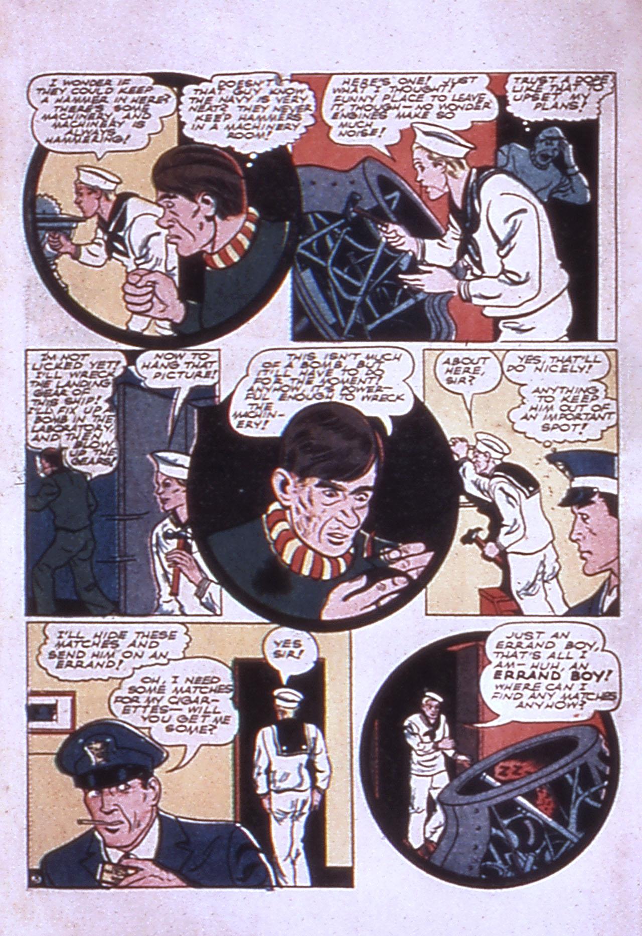 Read online All-Star Comics comic -  Issue #11 - 57