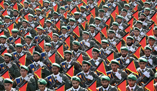 US to designate Iran Revolutionary Guard a terrorist group