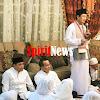 Nurdin Halid - Aziz,Didoakan Oleh Imam Masjid Istiqlal di Pilkada Sulsel