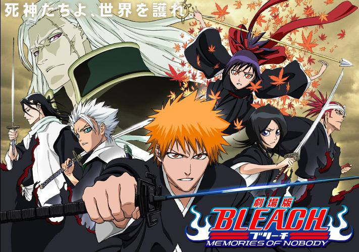 Bleach Movie 1 Memories of Nobody Subtitle Indonesia