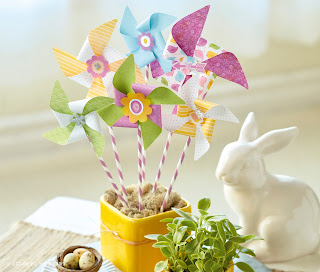 Penelope Paper Party Ideas Center Piece