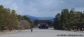 Viaje a Japón: Palacio imperial de Kioto