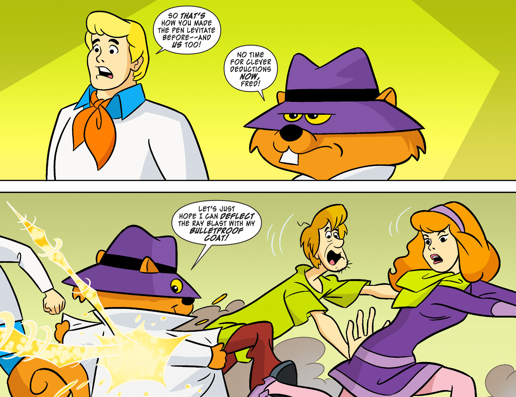 Read online Scooby-Doo! Team-Up comic -  Issue #22 - 12