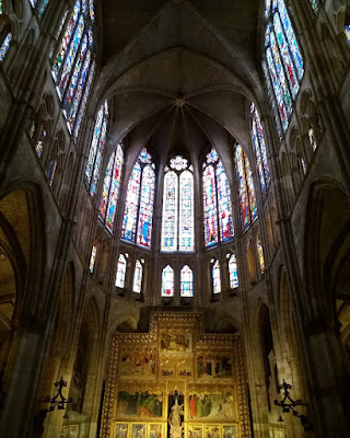 vidrieras catedral leon