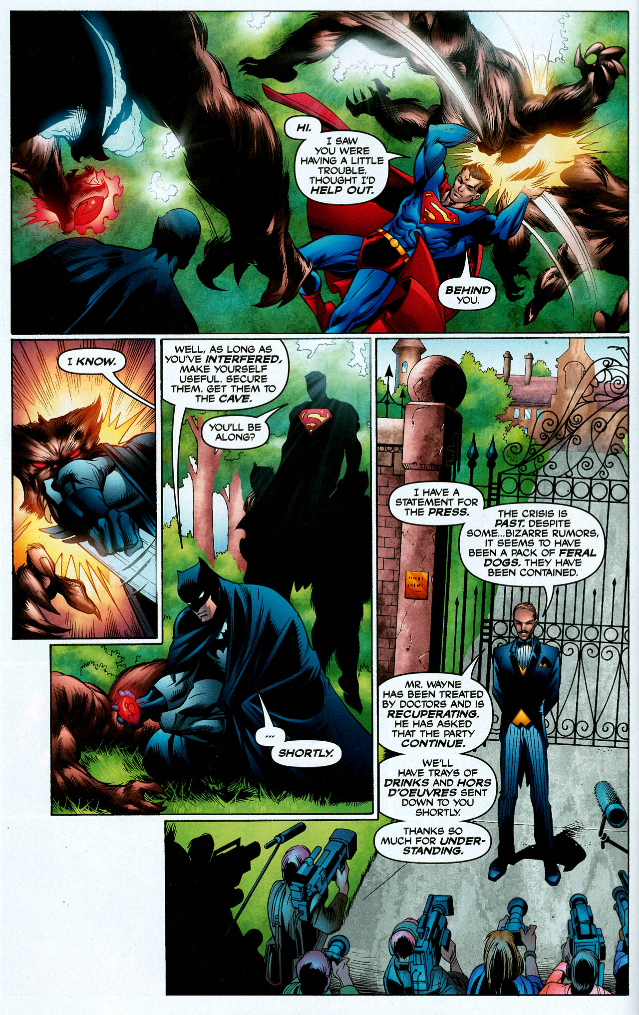 Read online Trinity (2008) comic -  Issue #9 - 12