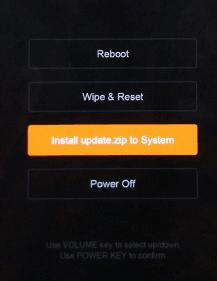 Flash Xiaomi Mi 4 3G Atau 4G Dengan Cepat Dan Mudah