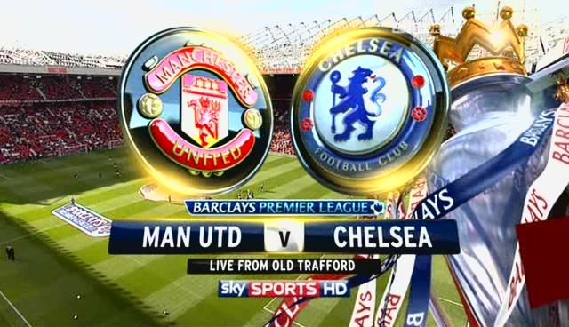 Man U Vs Chelsea: [Game Thread] Barclays Premier League