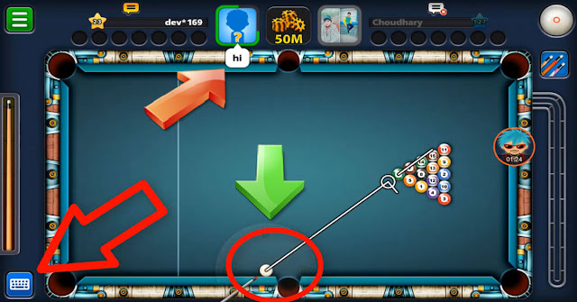 Mod 8 Ball Pool Latest version