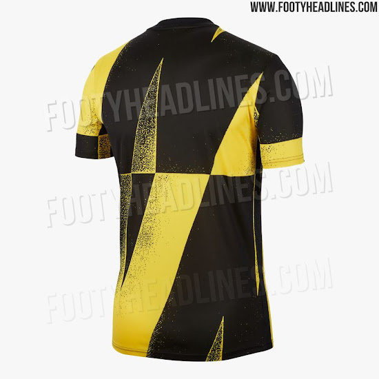 new concept 12a3c 8eb37 Nike Inter 19-20 Champions League Pre-Match Shirt Leaked ...