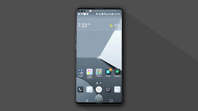 Harga Dan Spesifikasi LG V30 Terbaru