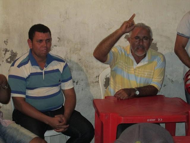 Pré-candidato a vereador por Delmiro Gouveia, Daniel Marques realiza reunião com lideranças do bairro Bom Sossego