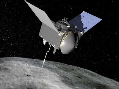 Photographs of Bennu asteroid taken from record close distance planet-today.com