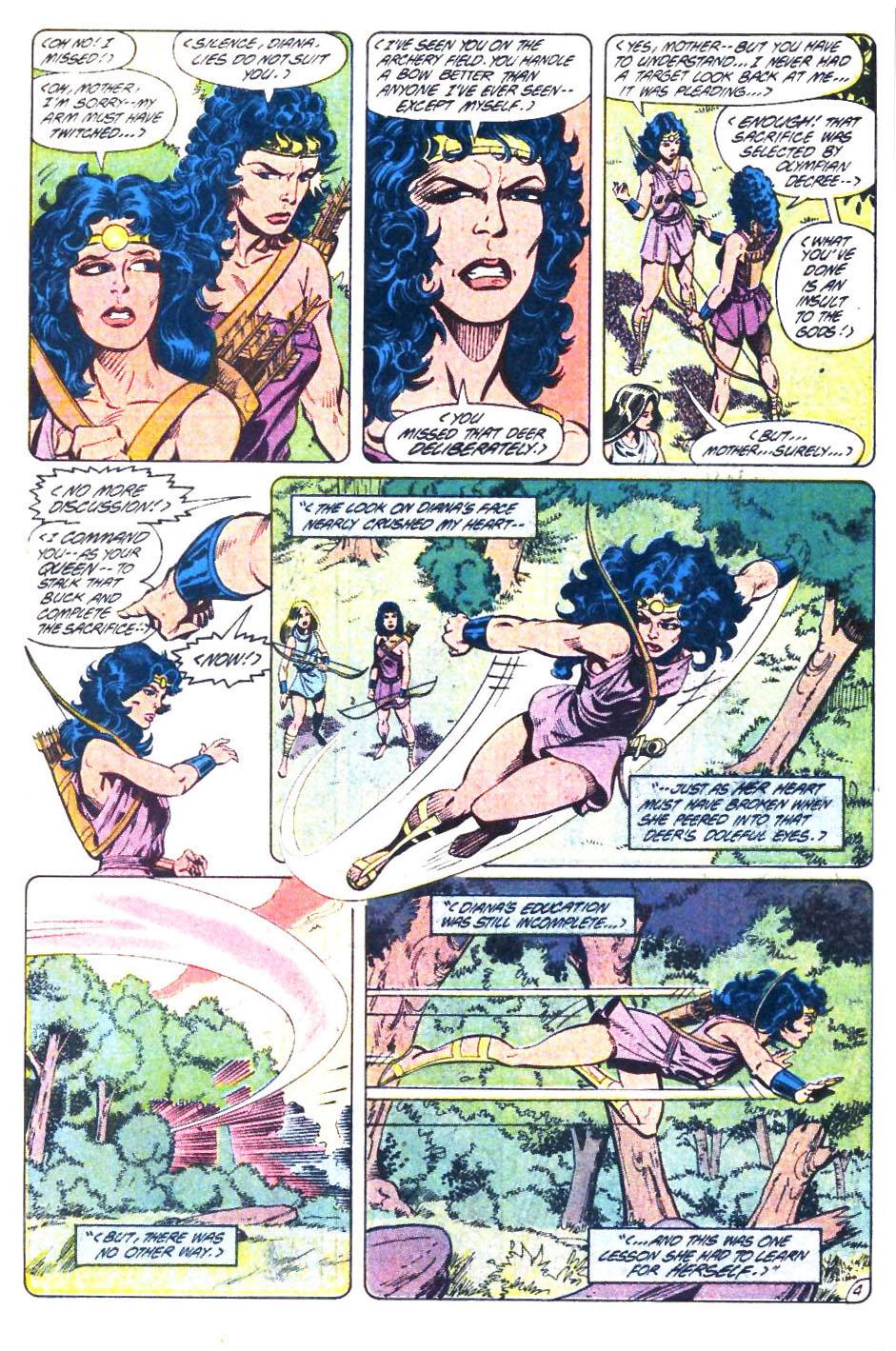 Read online Wonder Woman (1987) comic -  Issue #32 - 5