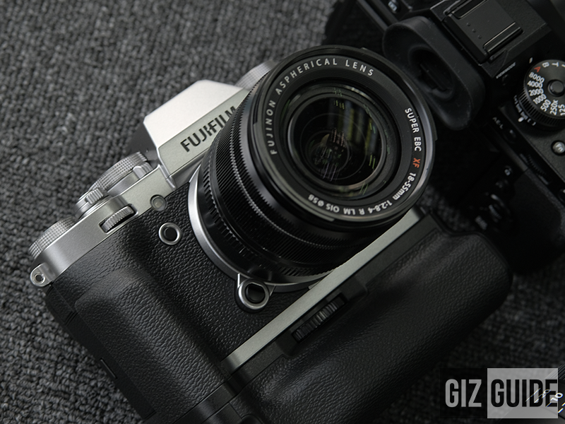 Fujifilm X-T3: First Camera Samples