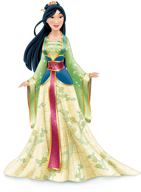 The Burning Question Is Mulan A Princess