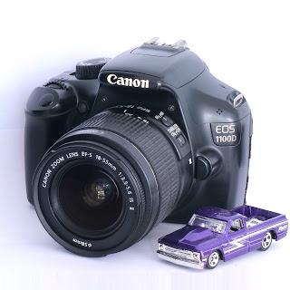Kamera Canon Eos 1100D Bekas Di Malang