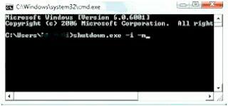 Cara Mematikan Laptop/Komputer melalui Wifi ( WLAN )