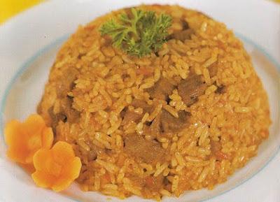 Nasi Goreng Kambing Enak Spesial