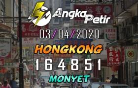 angka petir hongkong jumat