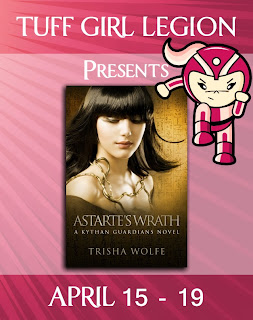 Blog Tour: Astarte's Wrath by Trisha Wolfe (17+)