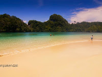 Wisata Pulau Sempu Malang Ditutup ?