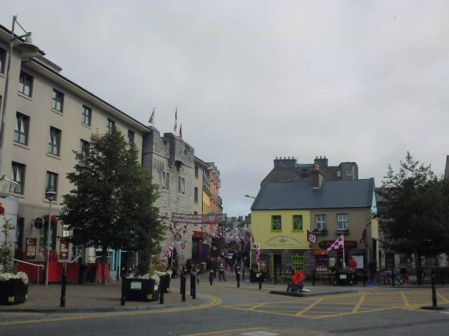 Galway, la ciudad de las 14 tribus (Irlanda) (@mibaulviajero)