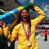 Shirlene Coelho é escolhida como porta-bandeira do Brasil nos Jogos