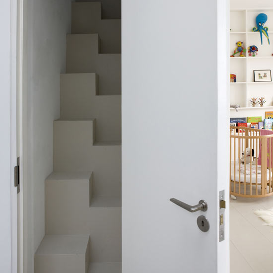Paint Ideas For Hall Stairs And Landing: Meryem Uzerli: Unique Stairs Designs
