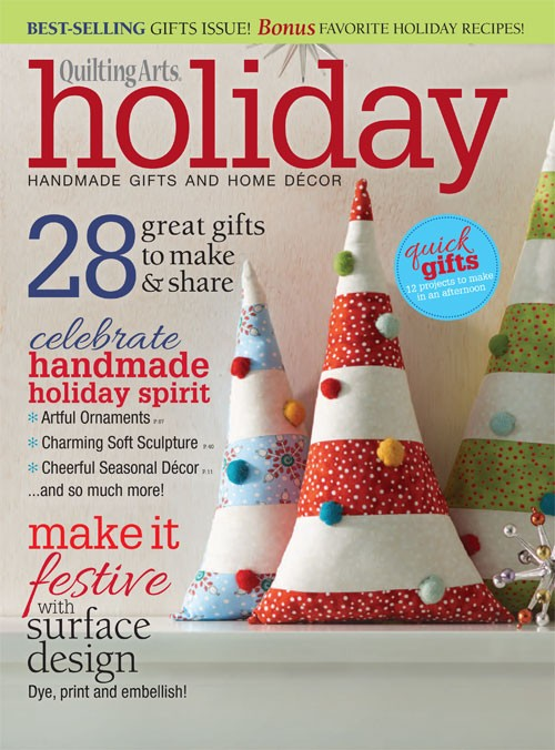 Quilting Arts Holiday
