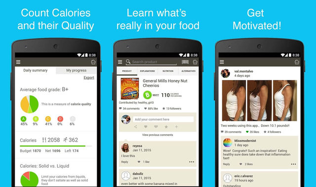 Free Food Tracker Apps For Android Device