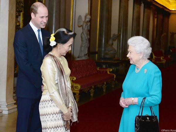 Ostatnie wydarzenia w Rodzinie Królewskiej.