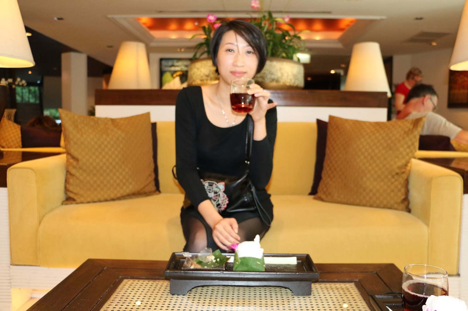 Mani's blog: 芭堤雅2人世界DAY1