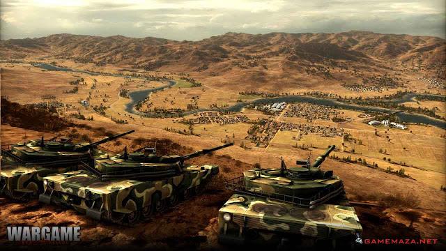 Wargame Red Dragon Gameplay Screenshot 1
