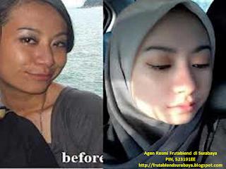 Produk Frutablend HWI Surabaya