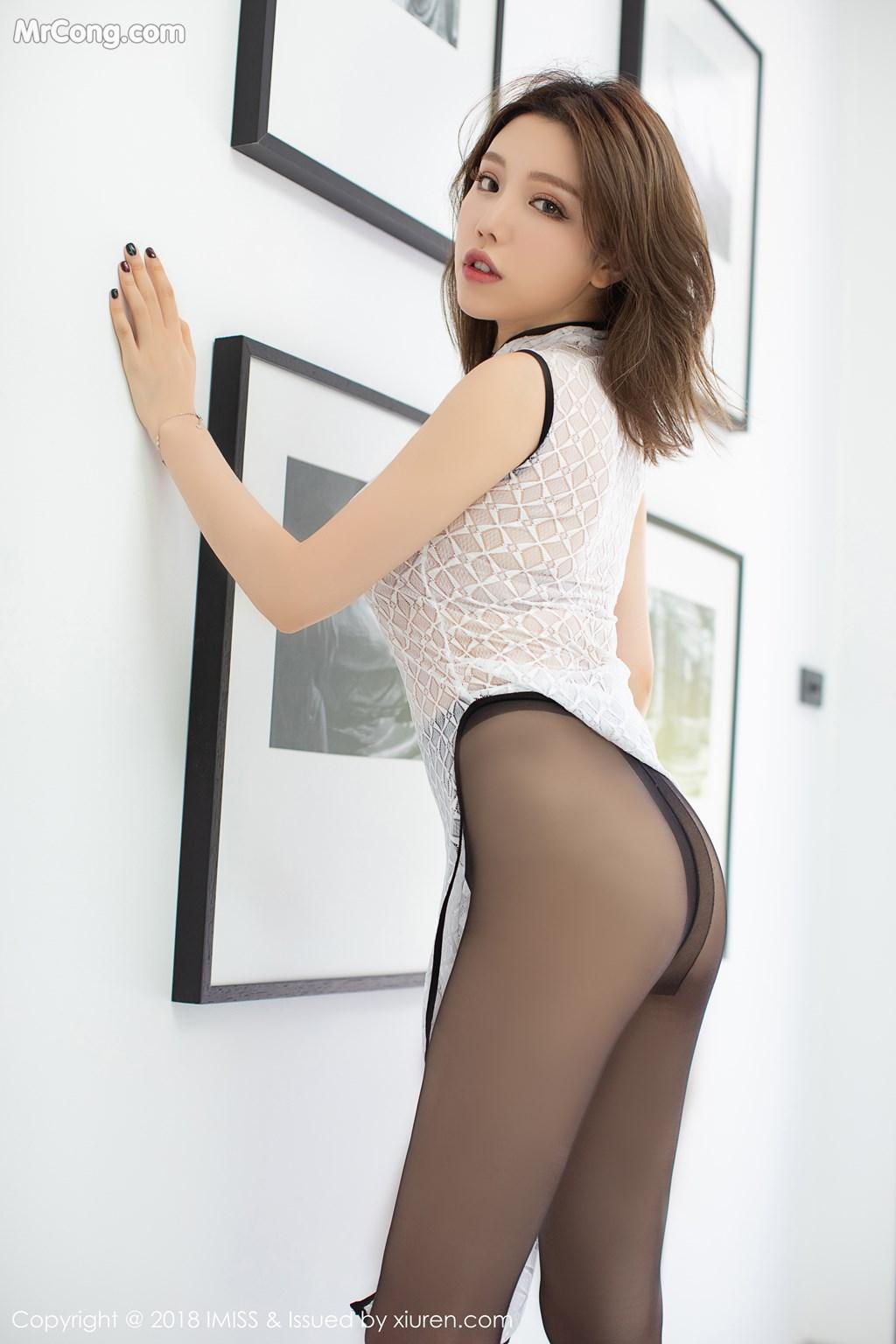 Image IMISS-Vol.291-Huang-Le-Ran-MrCong.com-005 in post IMISS Vol.291: Người mẫu Huang Le Ran (黄楽然) (43 ảnh)