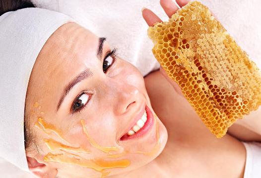 madu untuk wajah
