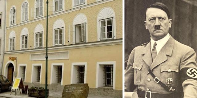 Austria demolerá casa natal de Hitler para evitar que sea lugar de culto