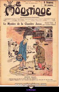 Le Moustique, Journal Humoristique Hebdomadaire, numéro 10, année 1931
