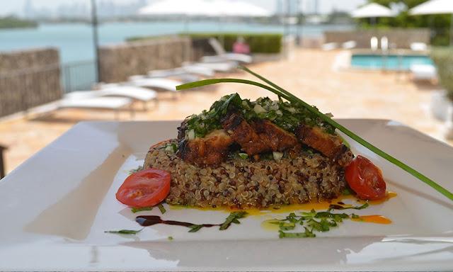 Restaurante Full Bloom em Miami