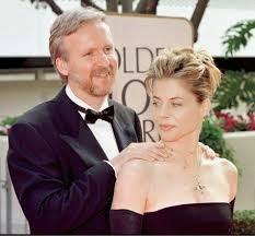 James Cameron dan Linda Hamilton