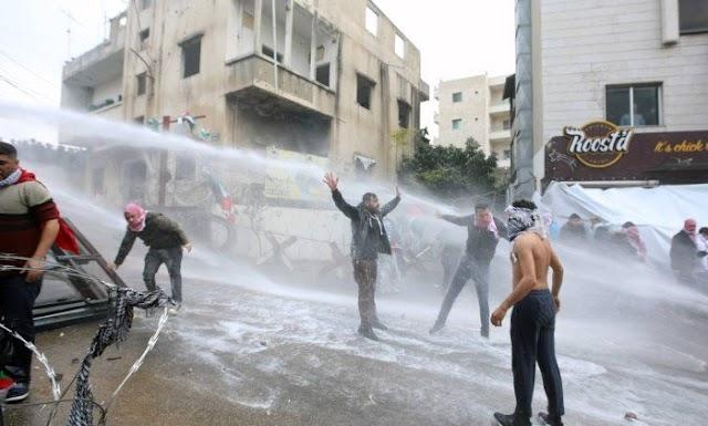 Líbano é palco de protestos contra Trump