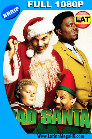 Bad Santa (2003) Latino Full HD 1080P ()