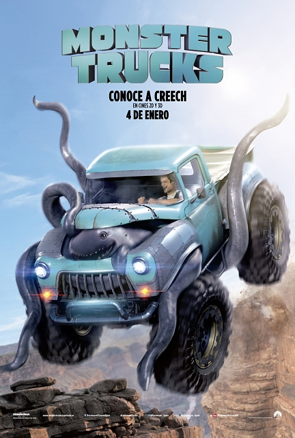 Cartel: Monster Trucks (2017)