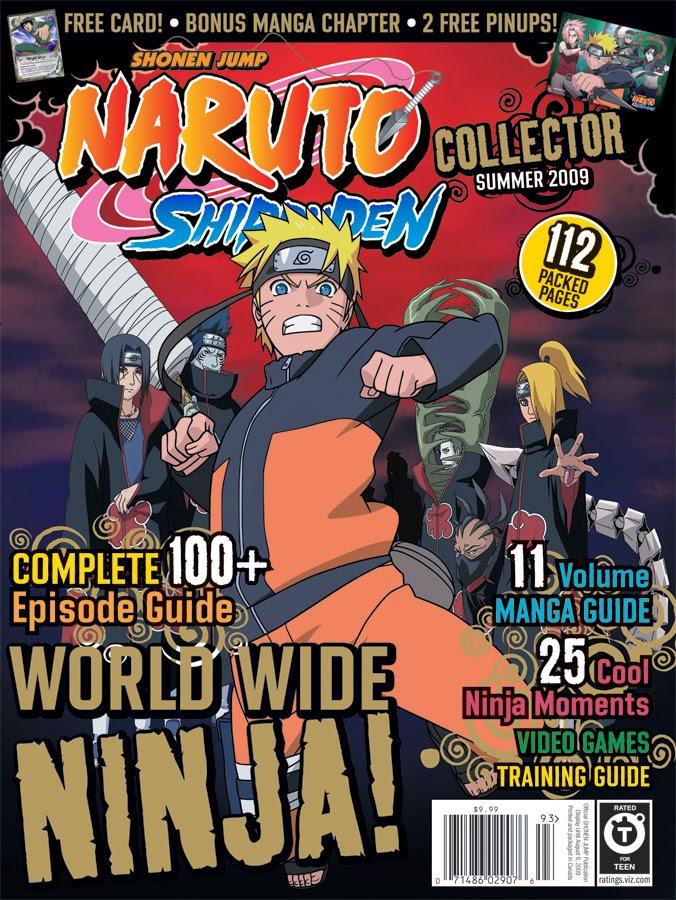 Naruto Shippuden Latino