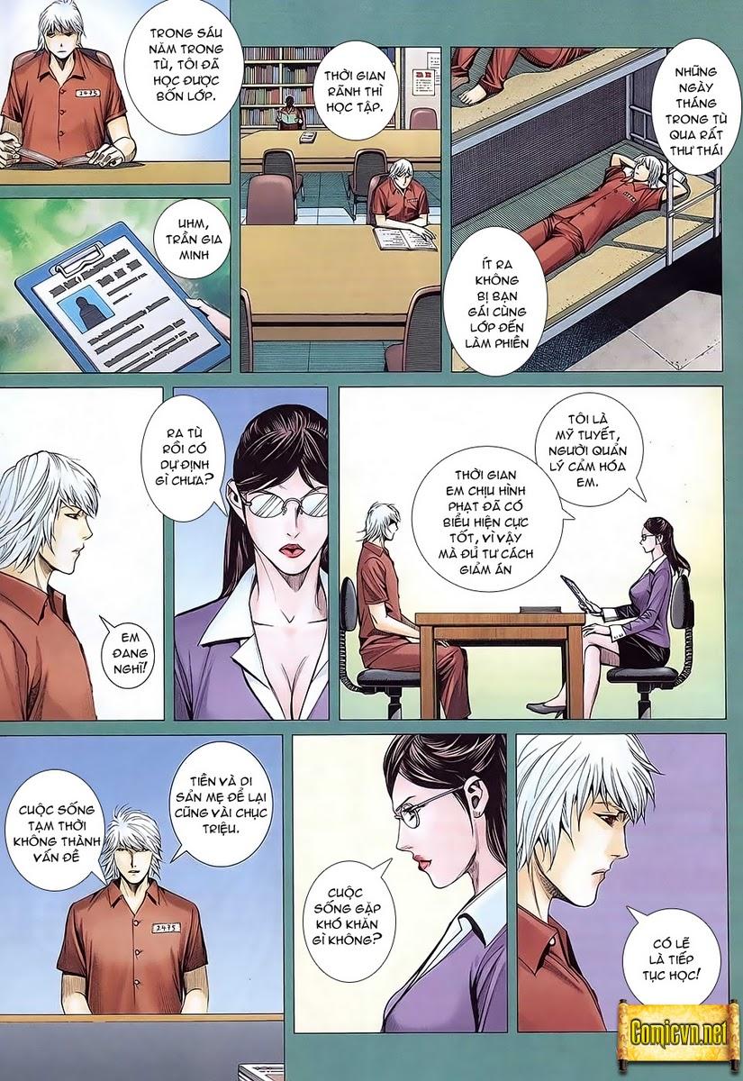 Dã Lang Và Marry chap 2 - Trang 9