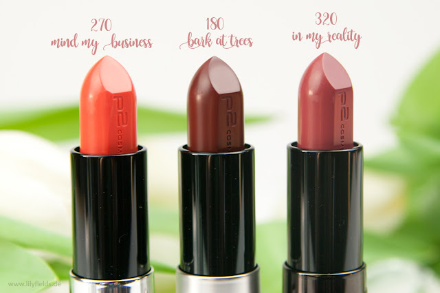 Full Shine Lipstick / Full Matte Lipstick / Full Color Lipstick