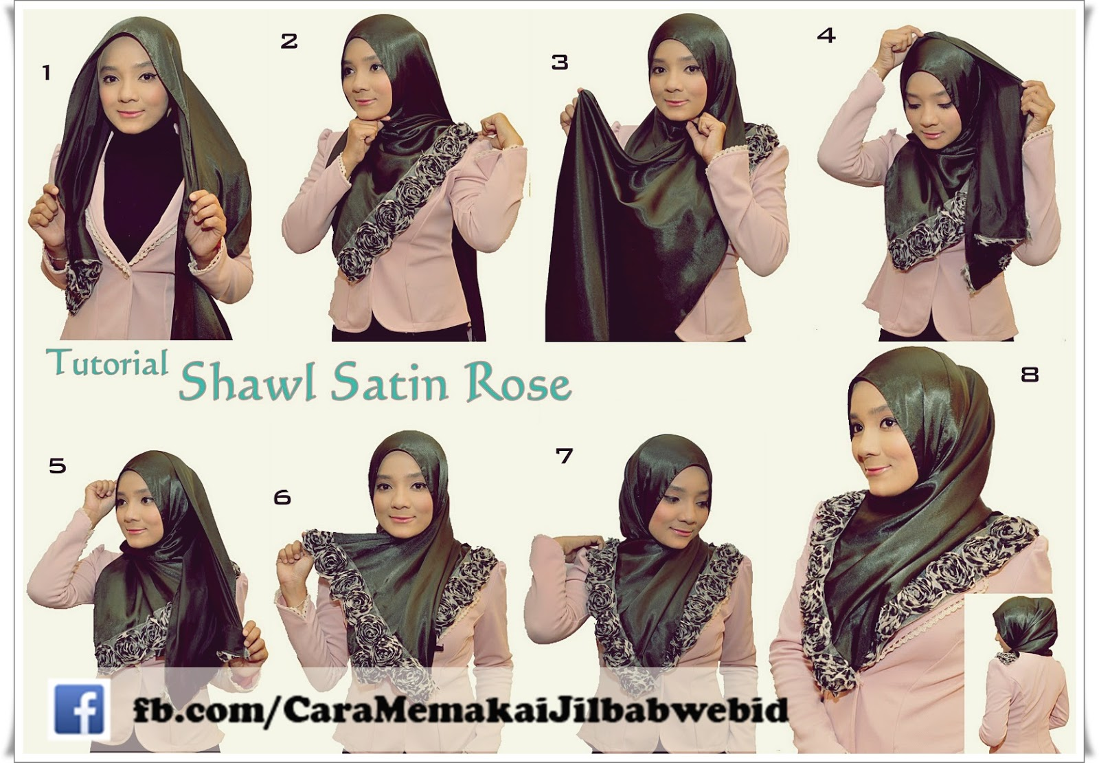 20 Video Tutorial Hijab Paris Simple Tutorial Hijab Terbaru